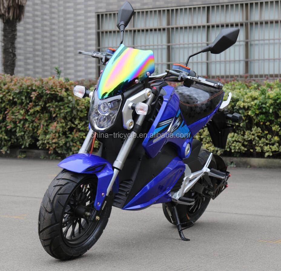2000W 2 wheel electric motorcycle cheap motorbike