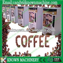 3 hot premixed coin operated vending machine for liquid