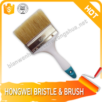 hand tools pig bristle 4 paint brush