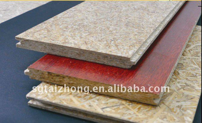 High Quality OSB(oriented strand boards) for Construction