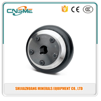 flexible rubber,casing rigid coupling connect pump and engineSME