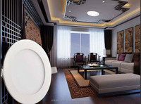 2015 best selling led light panel price for kitchen, round led panel ceiling
