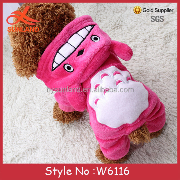 W6116 New fashion cheap dog clothes for small dogs top paw animal clothes dog