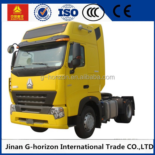 SINOTRUCK 4*2 DUBLE SLEEPER CABIN TRACTOR TRUCK FOR SALE