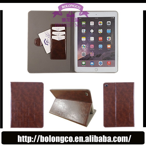 Lastest Tablet Case for iPad with sleep wake function,for ipad mini tablet TPU soft cover