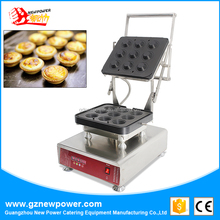 Commercial tartlets machine snack machinery tartlets shell making machine tart maker biscute waffle cups baker