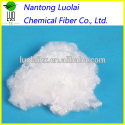 1.2dx32mm siliconized hollow conjugated fiber from China famous supplier