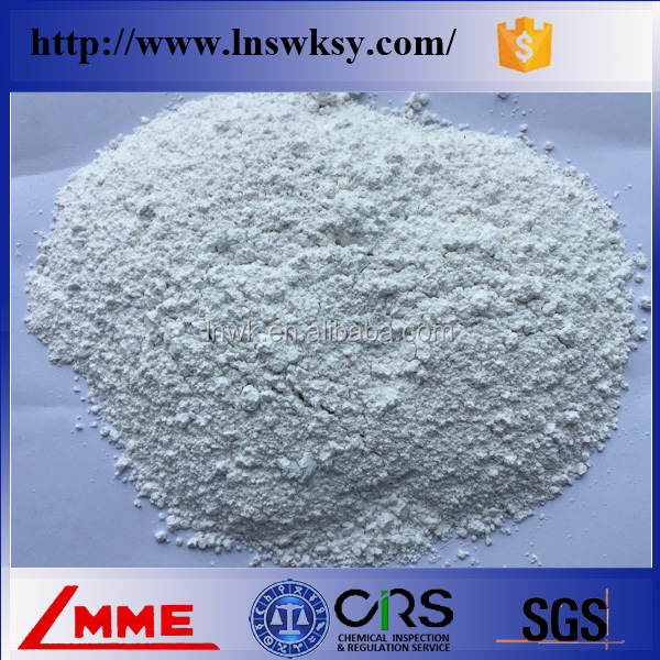 China Water soluble High purity Industrial grade natural brucite powderwith 60% 62% 64% MgO