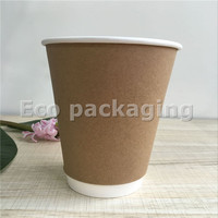 16 oz double wall take away coffee paper cup manufacturers