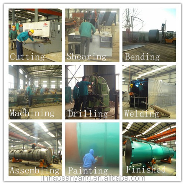 DCW type integrated wastewater treatment machinery