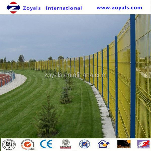 Manufacturer ISO9001 pvc welded portable dog fence