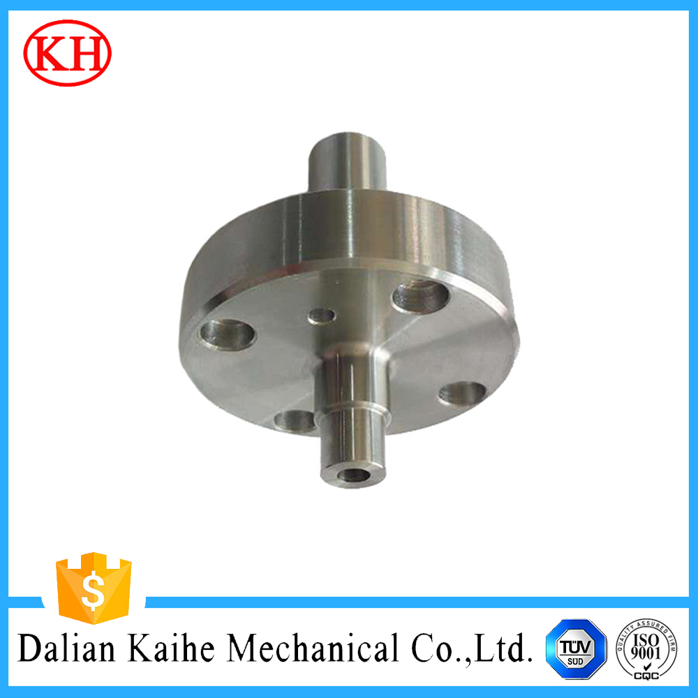 Design stainless steel customized spare parts cnc machining pumps impeller vacuum high precision parts