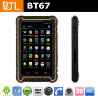 BATL BT67 7 inch android 4.4 toughpad rugged android tablet pc