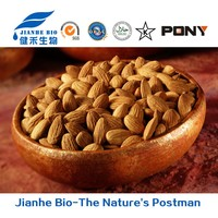 Factory Supply 100% Natural Vitamin B17, Bitter almond extract/Bitter Apricot Seed P.E.Amygdalin 98%