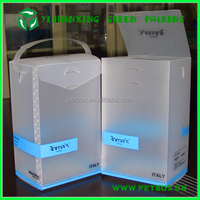 Plastic High-end wine glass packaging boxes
