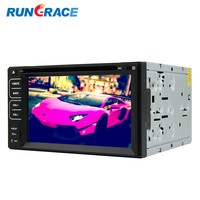 Touch Screen With MP4 Player GPS Bluetooth Wireless Android Car Audio system 2 Din car DVD car gps navigation devices