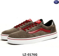 Stylish cheap men canvas casual shoes