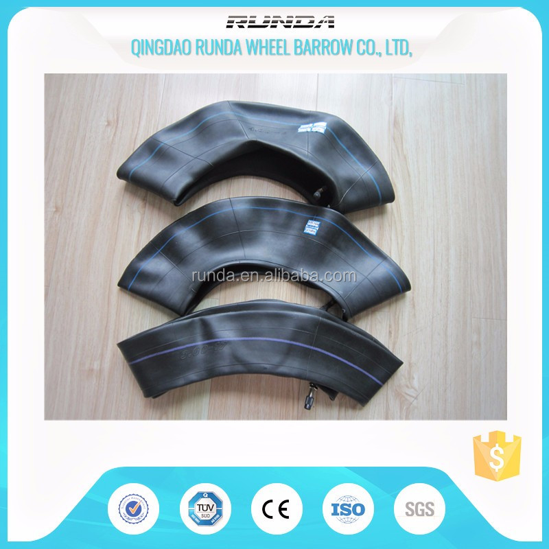 motorcycle tire good quality inflatable inner tube