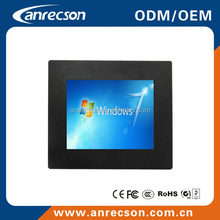 10.4 inch fanless touch screen cheap factory use mini industrial panel tablets pc