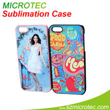 Printable hard for iphone5 sublimation case