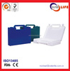 Wholesale transparent plastic equipment case with handle
