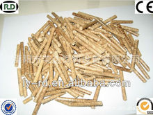 Biomass wood pellets din plus for pellet production line