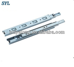 3 fold ball bearing drawer slide