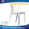 ISO9001:2008 taizhou Flash Furniture White Plastic Folding Chair mould