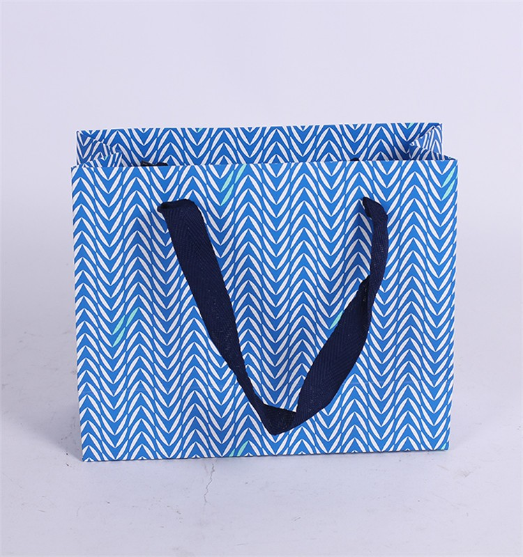 Personality custom gift paper bag shopping bag