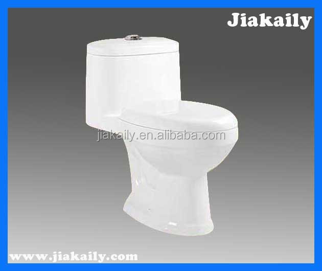 Bathroom Ceramic Washdown&Siphonic One Piece Bidet WC Toilet