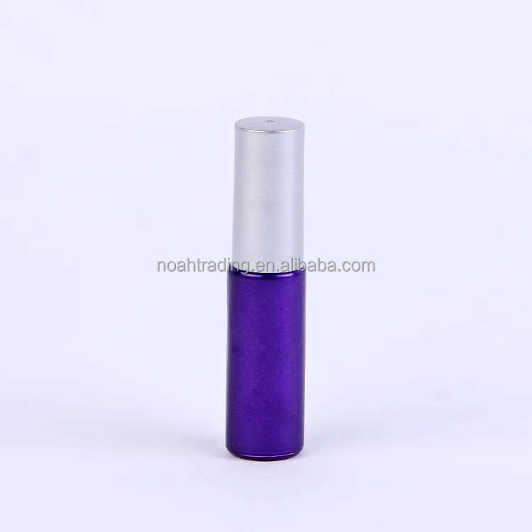 8ml high quality colorful UV gel nail polish empty bottle, nail art gel polish bottle