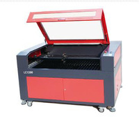 glass block laser cutting machine LC1390