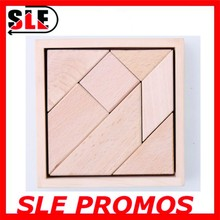 High quality wooden toy for kids Educational toy wooden tangram puzzle toy