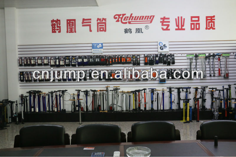 Hehuang blue cylinder foot pump