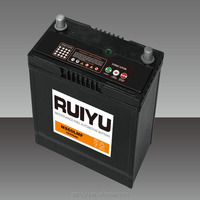 NS60L 45AH for starting 12v korean car battery