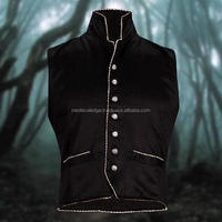 ME101523 lightweight cotton Clockwork Vest