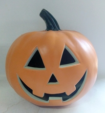 Hot sale factory direct price large plastic halloween pumpkin