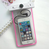The newest fashionable high quality PVC water proof bag for Samsung iPhone with themometer