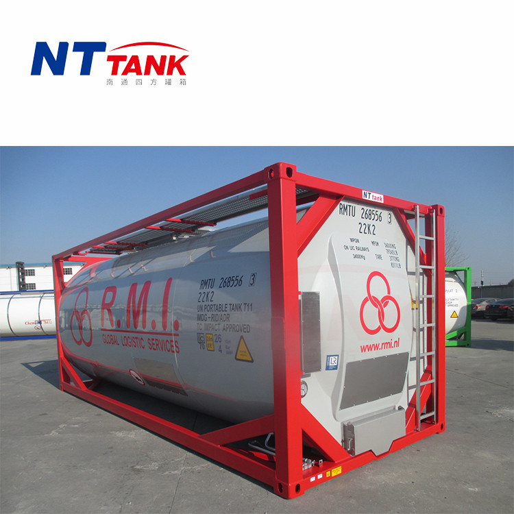 21000L shipping food grade milk transport tank container companies