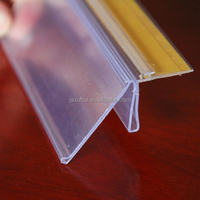 PVC Extrusion Plastic Edge Strip for Shelf