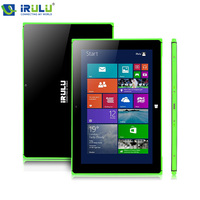 "iRULU Walknbook 10.1"" Windows 10 Tablet intel CPU Laptop 2G/32GB Quad Core 2 in 1 Dual Camera BT4.0 Wifi Detachable Keyboard"