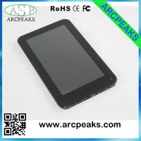 7 inch android 4.2 dual core allwinner kids tablet