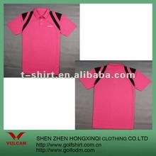 Fancy Classic Men Golf Top Clothing Maker