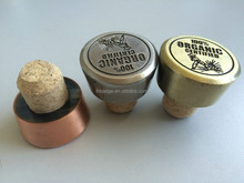 Metal bottle cap, bottle stopper, wine bottle caps