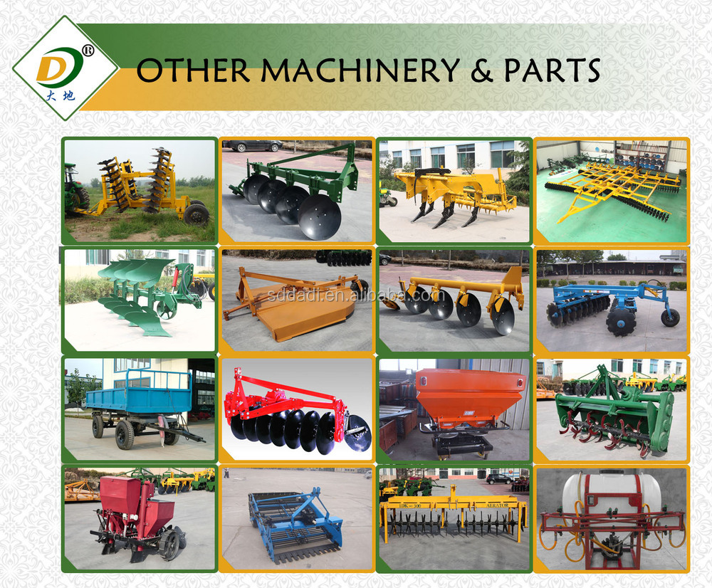 New design Farm Machinery Best price cultivator
