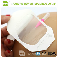 medical Elastic Polyurethane transparent film dressing