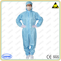 Good performance Antistatic conjoined clothes