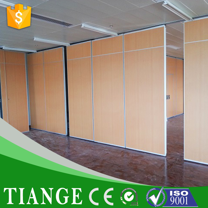 Pvc cheap office fire resistant movable acoustic partition wall