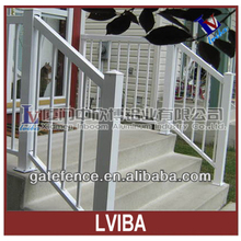 aluminium guide rail and aluminium hand rail stairs & aluminium stair railing