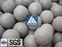 dia 50mm mining forged steel ball